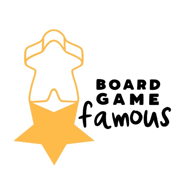 Board Game Famous Artwork