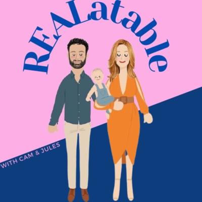 REALatable:Jules Robinson & Cameron Merchant