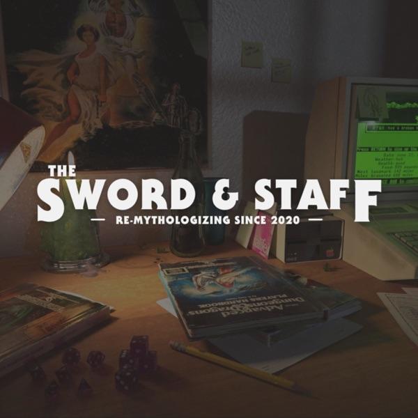 The Sword & Staff Artwork