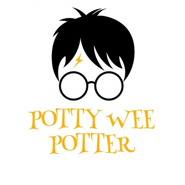 Potty Wee Potter Artwork