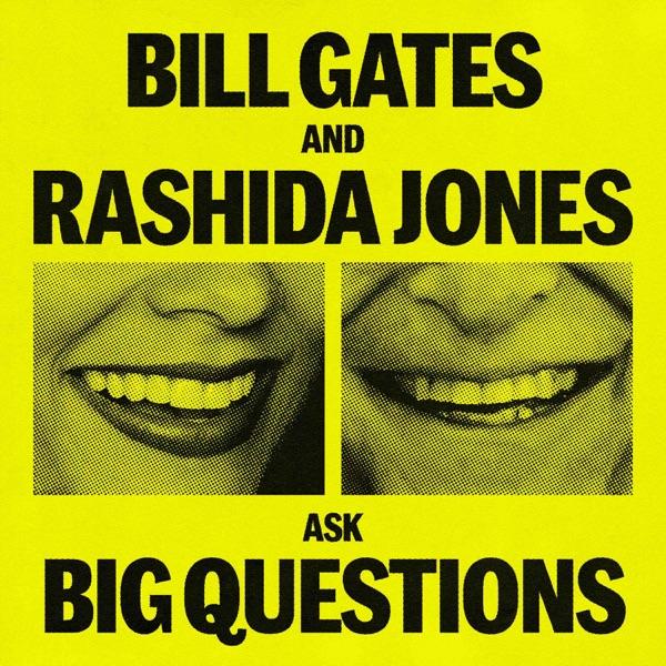 List item Bill Gates and Rashida Jones Ask Big Questions image