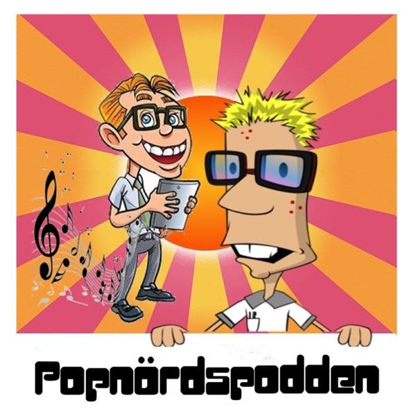 Popnördspodden's Podcast Artwork