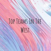 Top Teams In The West artwork