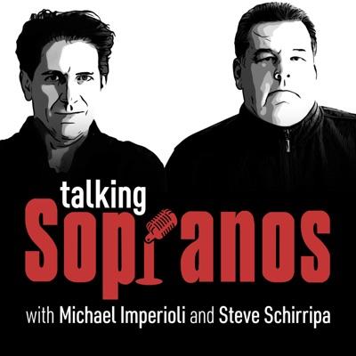 Talking Sopranos:Michael Imperioli, Steve Schirripa