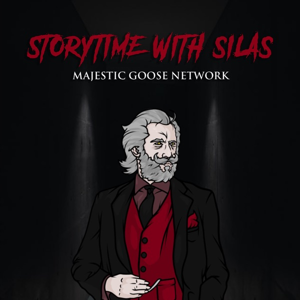 Storytime with Silas Artwork