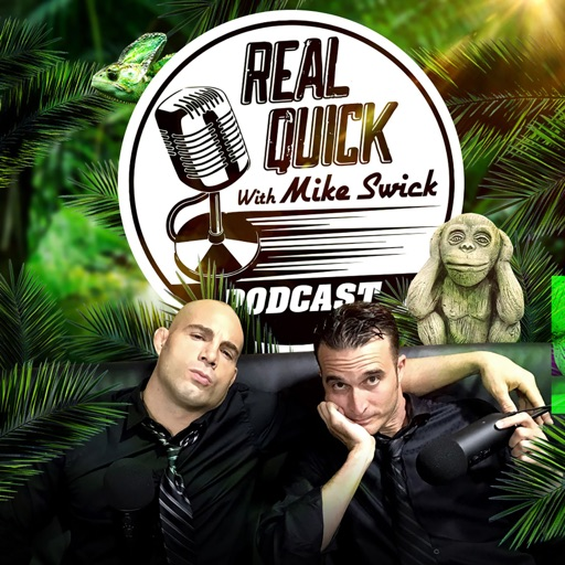 Cover image of Real Quick w/ Mike Swick Podcast