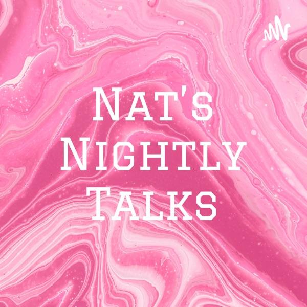 Nat's Nightly Talks Artwork