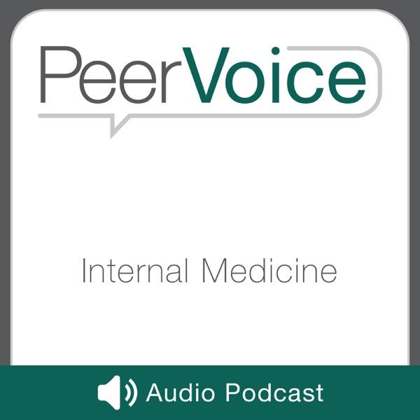 PeerVoice Internal Medicine Audio Artwork