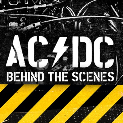 AC/DC BEHIND THE SCENES:Columbia Records
