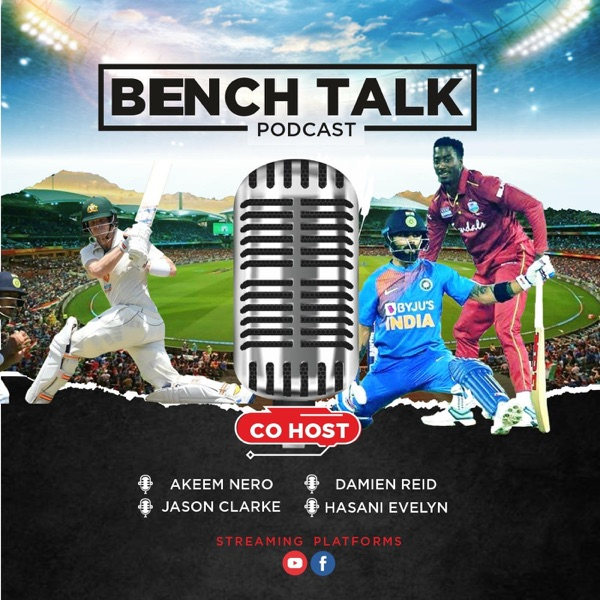 Bench Talk Cricket Podcast Artwork