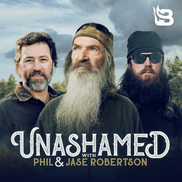 Unashamed with Phil & Jase Robertson image