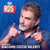Giacomo Ciccio Valenti a Tutti Pazzi per RDS