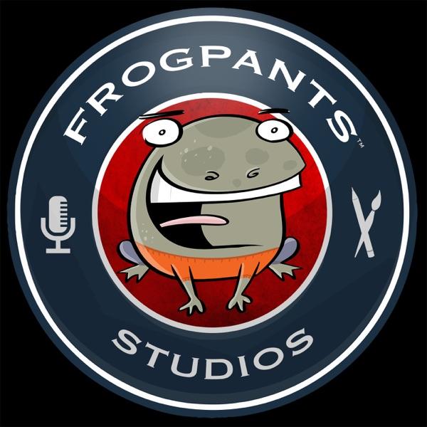 The FrogPants Studios Ultra Feed! Artwork