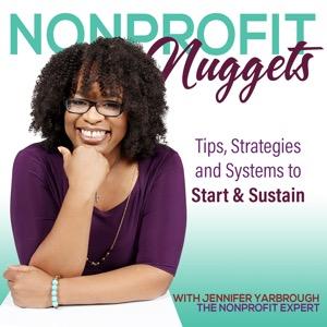 NonProfit Nuggets with Jennifer Yarbrough