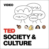 Image of TED Talks Society and Culture podcast