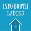 Info Booth Ladies artwork