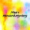 1900's Murder&Mystery artwork