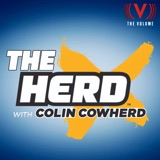 Image of The Herd with Colin Cowherd podcast