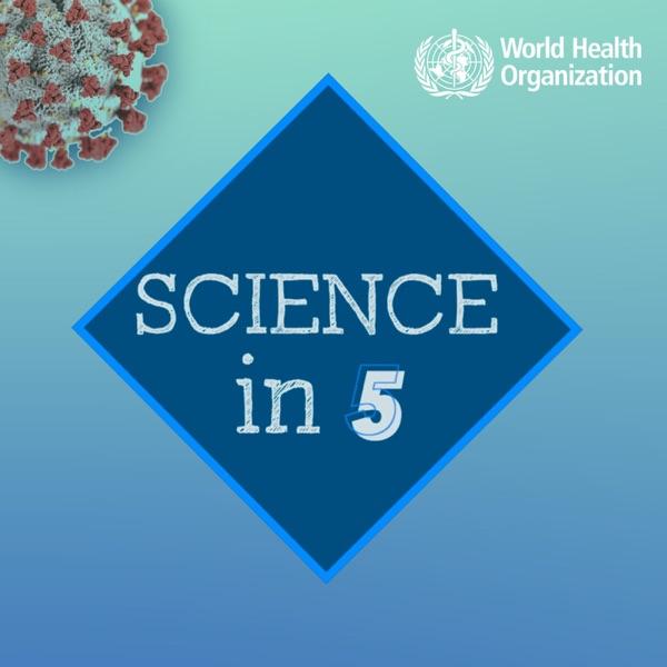 Science in 5 Artwork