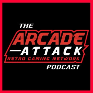 Arcade Attack Retro Gaming Podcast