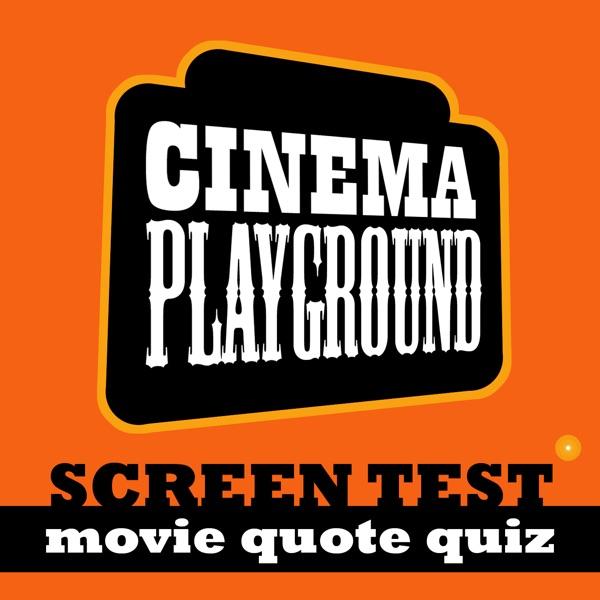 Cinema Playground: Screen Test
