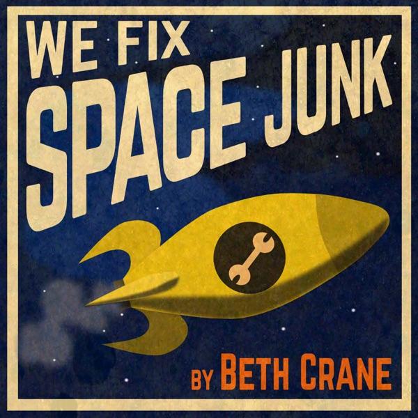 We Fix Space Junk image