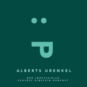Alberts Urenkel - Der inoffizielle Schloss Einstein Podcast