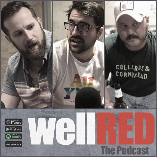 wellRED podcast Artwork