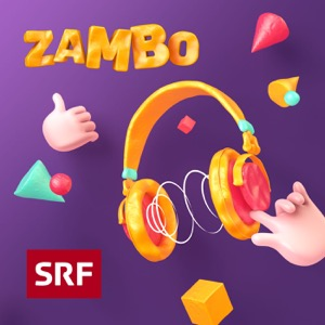 Zambo-Bus Podcast für Kinder