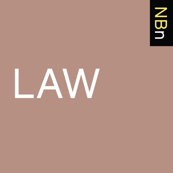 New Books in Law Artwork