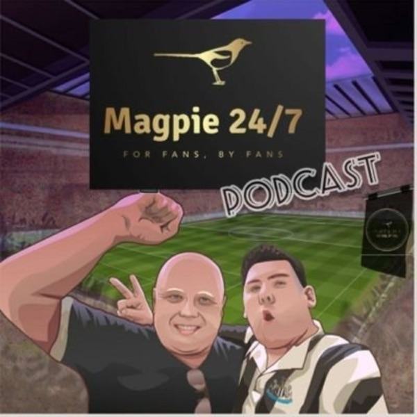 Magpie 24/7 Podcast Artwork
