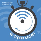 Image of 60-Second Science podcast