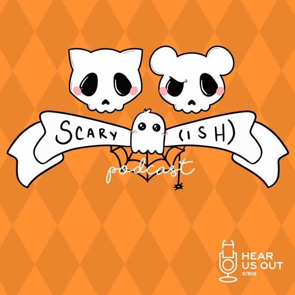 List item scary(ish) podcast image