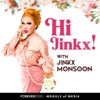 Hi Jinkx! with Jinkx Monsoon artwork