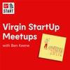 Virgin StartUp MeetUps artwork