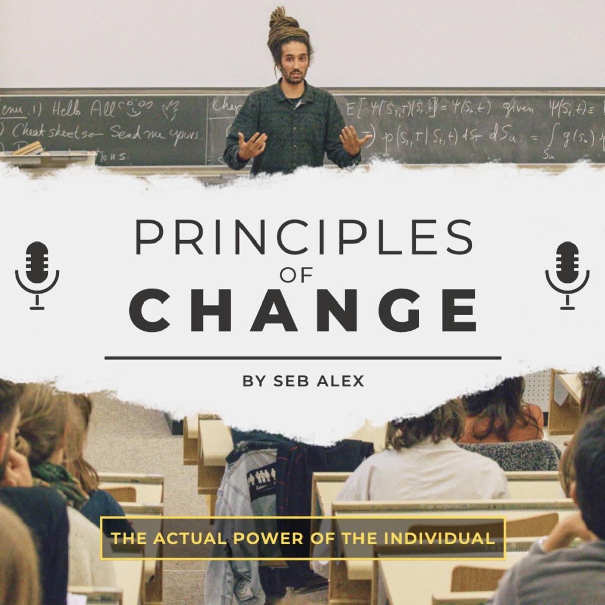 Principles of Change With Seb Alex
