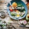 Cedar Crest College Dietetic Internship artwork