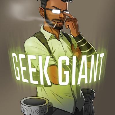 Geek Giant Podcast:Benjamin Bennett , Nick Baldwin , Jeremiah Kingston
