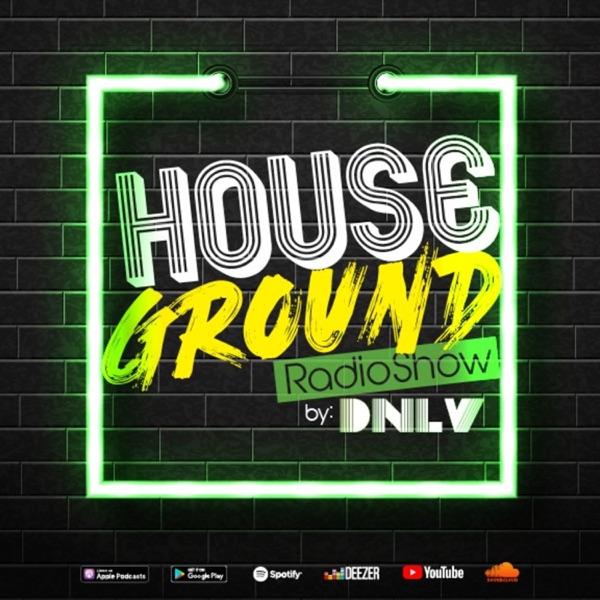 House Ground RadioShow by Daniel V