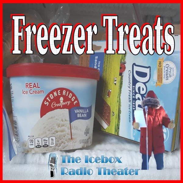 Freezer Treats from the IBRT Artwork
