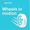 Wheels in Motion artwork