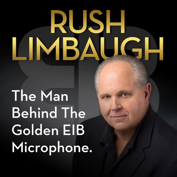 Rush Limbaugh: The Man Behind the Golden EIB Microphone
