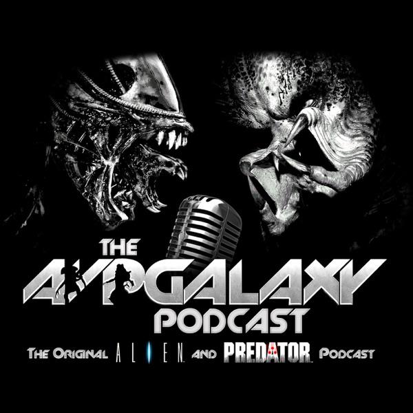 Alien vs. Predator Galaxy Podcast Artwork