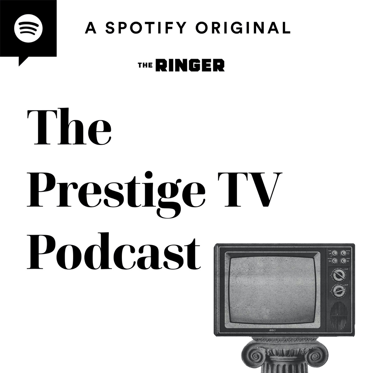 The Prestige TV Podcast