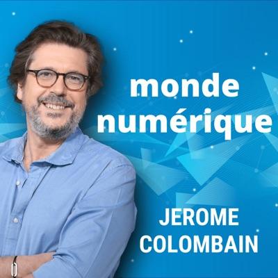 Monde numérique - Jérôme Colombain:Jérôme Colombain