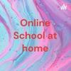 Online School at home artwork