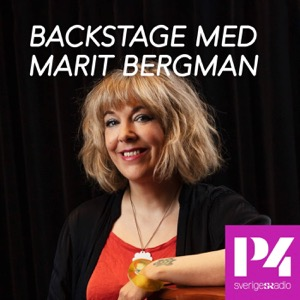 Backstage med Marit Bergman