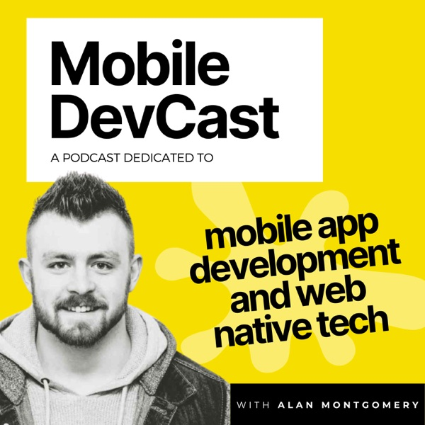 """<p>An introduction into the Mobile DevCast podcast, as well as introducing the web native style for developing mobile apps using modern web tech and frameworks such as Ionic Framework and CapacitorJS with React, Angular, or Vue.</p><p>There are so many benefits to using web native technology, join me as I discuss some of the main ones and delve into a background story about how I got to the point in my career where I&apos;m using this approach in my day to day job to efficiently and effectively develop apps and processes.</p><p>For more information about the podcast, contact information, or offers for sponsor;</p><p><a href='https://mobiledevcast.com'>https://mobiledevcast.com</a></p><p>Personal Twitter<br/><a href='https://twitter.com/93alan'>https://twitter.com/93alan</a></p><p>Podcast Twitter<br/><a href='https://twitter.com/mobiledevcast'>https://twitter.com/mobiledevcast</a></p><p>You can support the podcast by buying me a coffee!<br/><a href='https://www.buymeacoffee.com/mobiledevcast'>https://www.buymeacoffee.com/mobiledevcast</a></p><p>Links mentioned in this episode</p><p>Web Native<br/><a href='https://webnative.tech'>https://webnative.tech</a></p><p>Ionic Framework<br/><a href='https://ionicframework.com'>https://ionicframework.com</a></p><p>CapacitorJS<br/><a href='https://capacitorjs.com'>https://capacitorjs.com</a></p><p>ReactJS<br/><a href='https://reactjs.org'>https://reactjs.org</a></p><p>Angular<br/><a href='https://angular.io'>https://angular.io</a></p><p>VueJS<br/><a href='https://vuejs.com'>https://vuejs.com</a></p><p>TrackMyLift<br/><a href='https://trackmylift.app'>https://trackmylift.app</a><br/><br/>See you in Episode 2!</p><p><a rel=""""payment"""" href=""""https://www.buymeacoffee.com/mobiledevcast"""">Support the show</a> (https://www.buymeacoffee.com/mobiledevcast)</p>"""