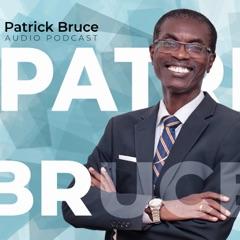 Patrick Bruce Audio Podcast