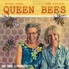 Queen Bees with Jane Horrocks and Esther Coles artwork